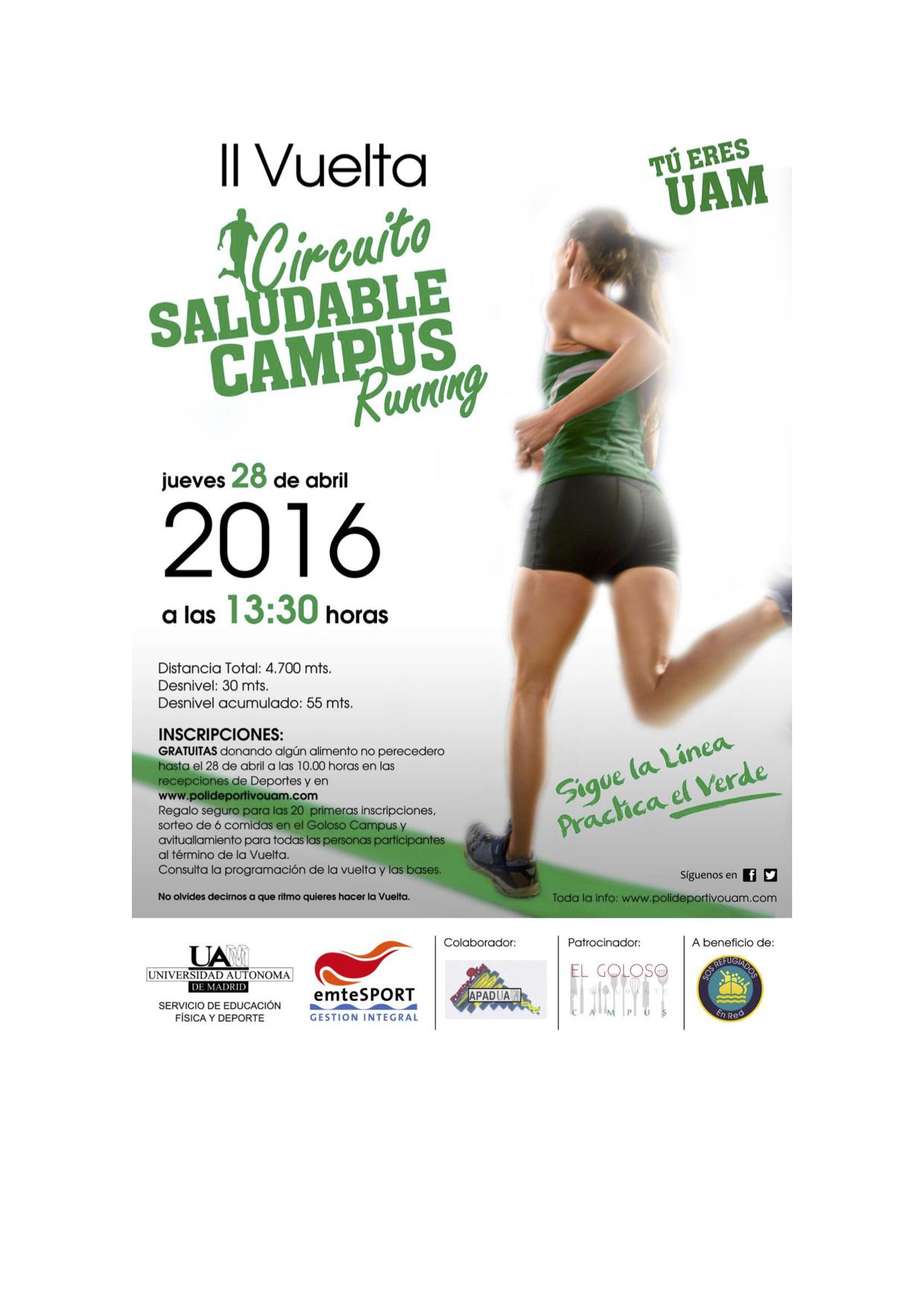 Cartel II Vuelta